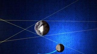 El eclipse de luna parcial será visible este martes desde España