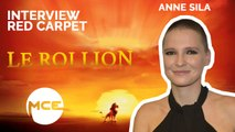 """Le Roi Lion : Anne Sila """"très touchée"""" de faire partie de l'aventure ! [INTERVIEW]"""