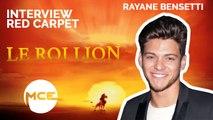 """Le Roi Lion : Rayane Bensetti très heureux d'incarner Simba """"Ça représente toute ma vie"""" [INTERVIEW]"""