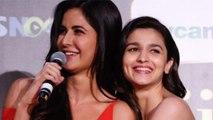 Katrina Kaif got cutest birthday wish from her  BFF Alia Bhatt | FilmiBeat