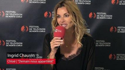 """Ingrid Chauvin : """"Deux ans après, j'ai toujours ce côté addictif"""""""