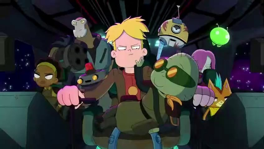 Final Space Season 2 Episode 4 · The Other Side July 15 2019 || Final Space 15/07/2019