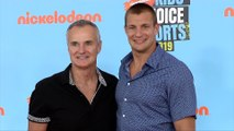 "Rob Gronkowski ""Kids' Choice Sports 2019"" Orange Carpet"