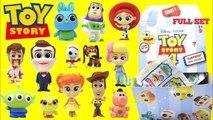 Disney Pixar Toy Story 4 Surprise Mini Figure- Series 1 Rare Forky, Bunny - Ducky