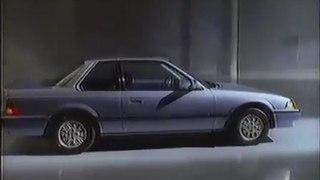 VÍDEO: Anuncio de época, Honda Prelude de 1986