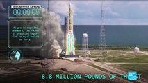 Conquête spatiale : 50 ans après, Artémis succède au programme Apollo