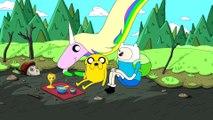 Adventure Time - S01-E09-E10 - Le Mie Due Persone Preferite - In Aiuto Di Tutti (My Two Favorite People - Memories Of Boom Boom Mountain)
