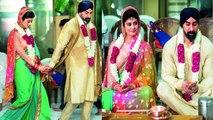 Pooja Batra & Nawab Shah's wedding photos finally out; Check out   FilmiBeat