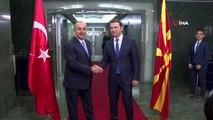 - Dışişleri Bakanı Çavuşoğlu, AB İşlerinden Sorumlu Başbakan Yardımcısı ile Görüştü