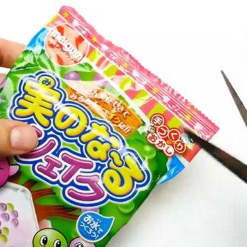 Meigum Mi No Naru Shake DIY Japanese Candy Kit