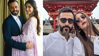 Sonam Kapoor is Planning to Shift to London With Anand Ahuja; Check Out | FilmiBeat