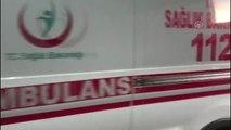 Siirt'te trafik kazaları: 1 ölü, 2 yaralı