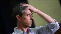 Beto Fundraising Freefall