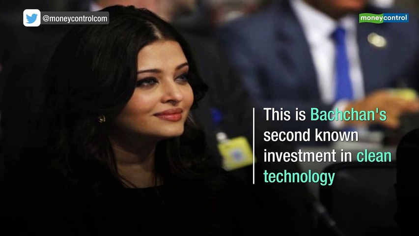 Aishwarya Rai Bachchan invests in air purifier startup Ambee