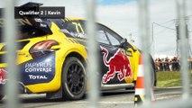 On the Rallycross Podium Again: A Hansen Weekend in Hell | WRX 2019