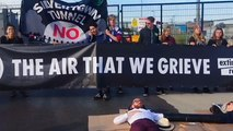Londres : La désobéissance civile comme réponse au réchauffement climatique