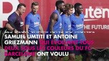 Samuel Umtiti et Antoine Griezmann : Les fans de Stranger Things adorent leur dernière photo