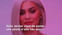 Kylie Jenner s'affiche complètement nue !