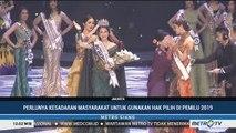 Federika Alexis Cull Jadi Puteri Indonesia 2019