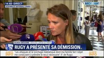 """""""Je pense que François de Rugy est à bout"""" estime la députée Olivia Grégoire (LaRem)"""