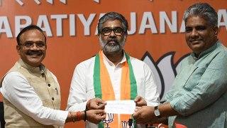 Neeraj Shekhar ने Rajya Sabha से किया Resign, SP भी छोड़ी,  BJP को किया Join | वनइंडिया हिंदी