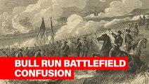 Twih American Civil War 1861 Bullrun