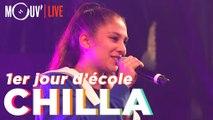 """CHILLA : """"1er jour d'école"""" (Rapophonie live @ Lille)"""