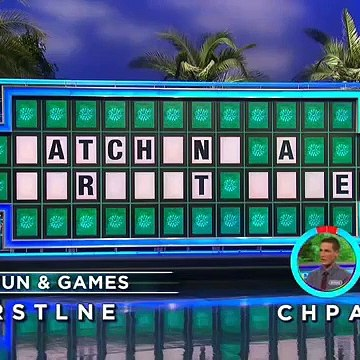 Wheel Of Fortune 1/25/19:Another 100K Loss