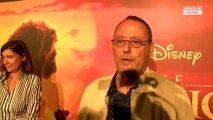 Le Roi Lion : Jean Reno raconte sa préparation au doublage (Exclu Vidéo)