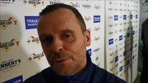 VIDEO: Rodney McAree gives his reaction to Irish up draw