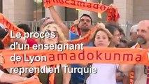 Le procès de Tuna Altinel, enseignant à Lyon, reprend en Turquie