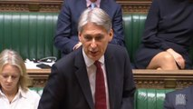 John Bercow mocks Philip Hammond over pulled Brexit vote