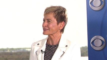 Peggy Whitson's advice to aspiring astronauts: