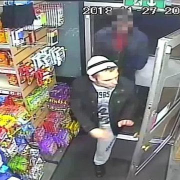 Man wanted over shop raid in Sheffield