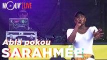 "SARAHMÉE (Canada) : ""Abla Pokou"" (Rapophonie live @ Lille)"