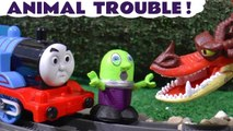 Funny Funlings Animal Trouble where they Learn Animals Learn English with Thomas and Friends in this Family Friendly Toy Story Full Episode English