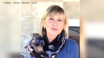 Olivia Newton-John refutes rumours of her death