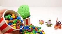 DIY How to Make Kinetic Sand Baby Milk Bottle