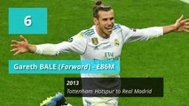 Top 10 transfers of all time