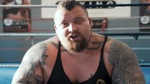 Strongman Eddie Hall predicts who will be Britain's Strongest Man 2019