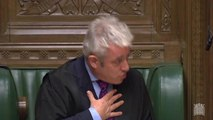 John Bercow says he'll arrange proxy vote for MP who is due to give birth during Brexit vote