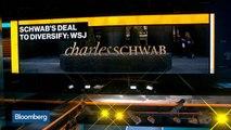 Schwab in Talks for USAA's Brokerage, Wealth-Management Units: WSJ