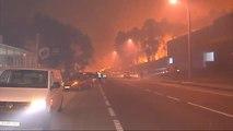 Condenado a cuatro años de cárcel el exmiembro de Protección Civil acusado de provocar un incendio en Ribeira