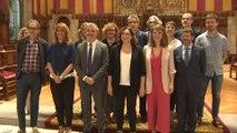 El Ayuntamiento de Barcelona fija el cartapacio del nuevo gobierno