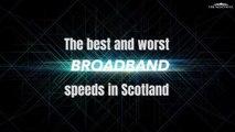 Scottish Broadband speeds