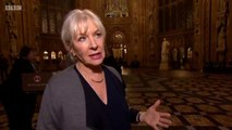 Nadine Dorries says she might back Theresa May's Brexit deal