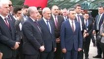 TBMM Başkanı Mustafa Şentop, TÜRKSAT'ı ziyaret etti