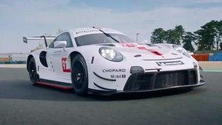 VÍDEO: el Porsche 911 RSR consigue lo imposible para hacernos alucinar