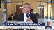 """Le député LaREM du Vaucluse se dit """"surpris"""" et """"un peu triste"""" de la démission de François de Rugy"""