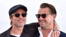 Brad Pitt und Leonardo DiCaprio: Dream-Team für Tarantino